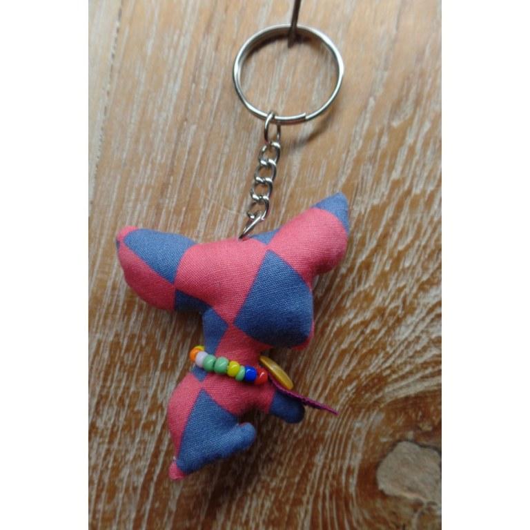 Porte clés chien 2