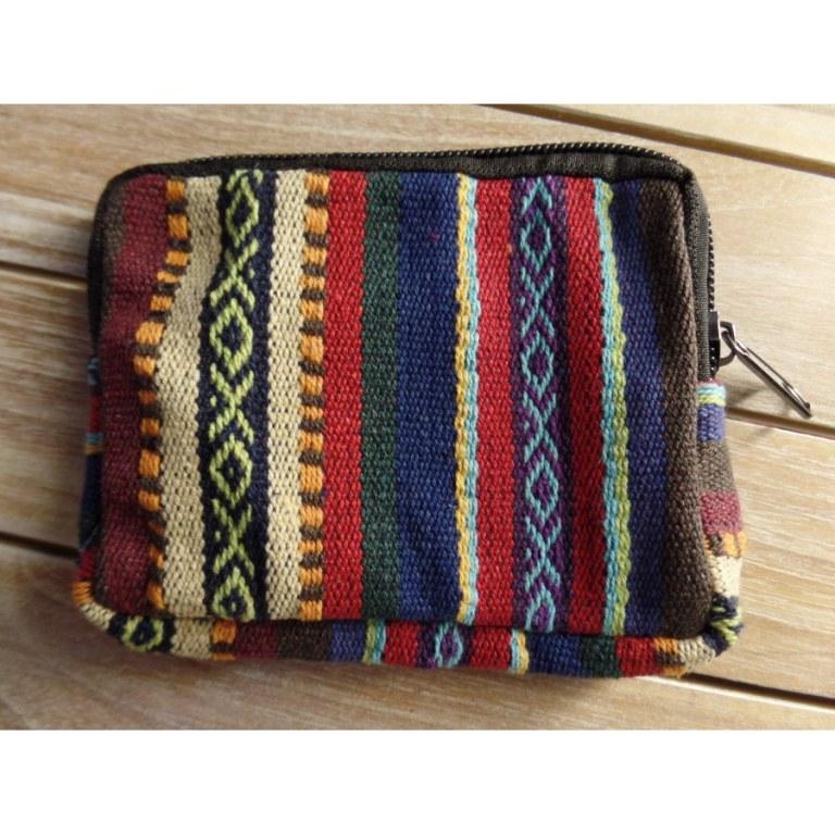 Porte monnaie gheri colors