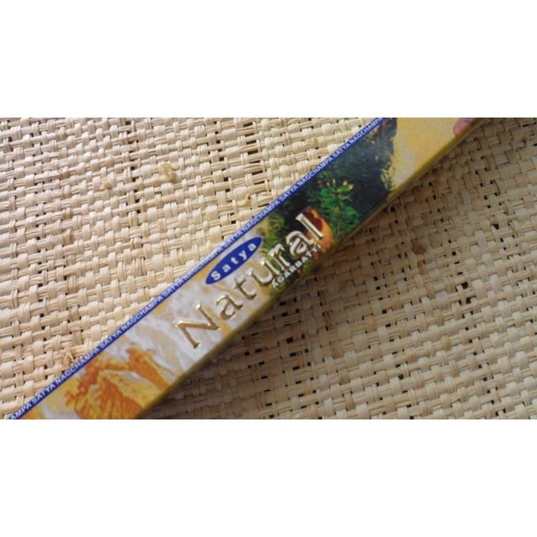 Encens Satya natural 10 G