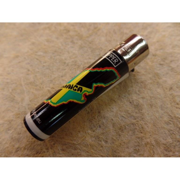 Briquet drapeau Jamaica