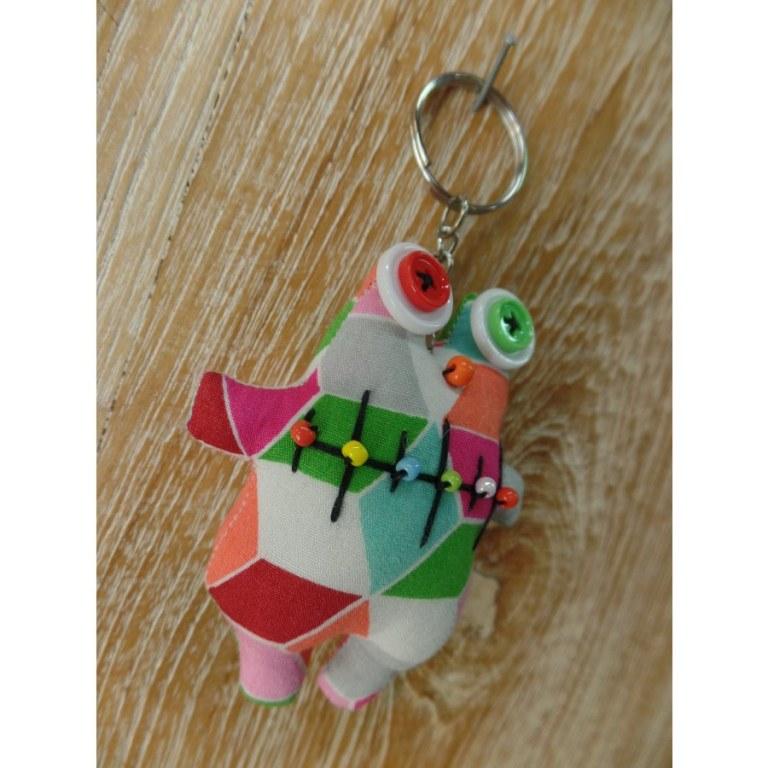 Porte clés big grenouille