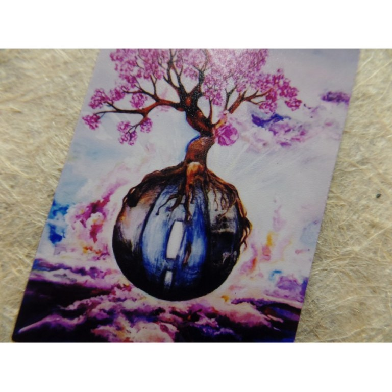 Aimant arbre de vie volant