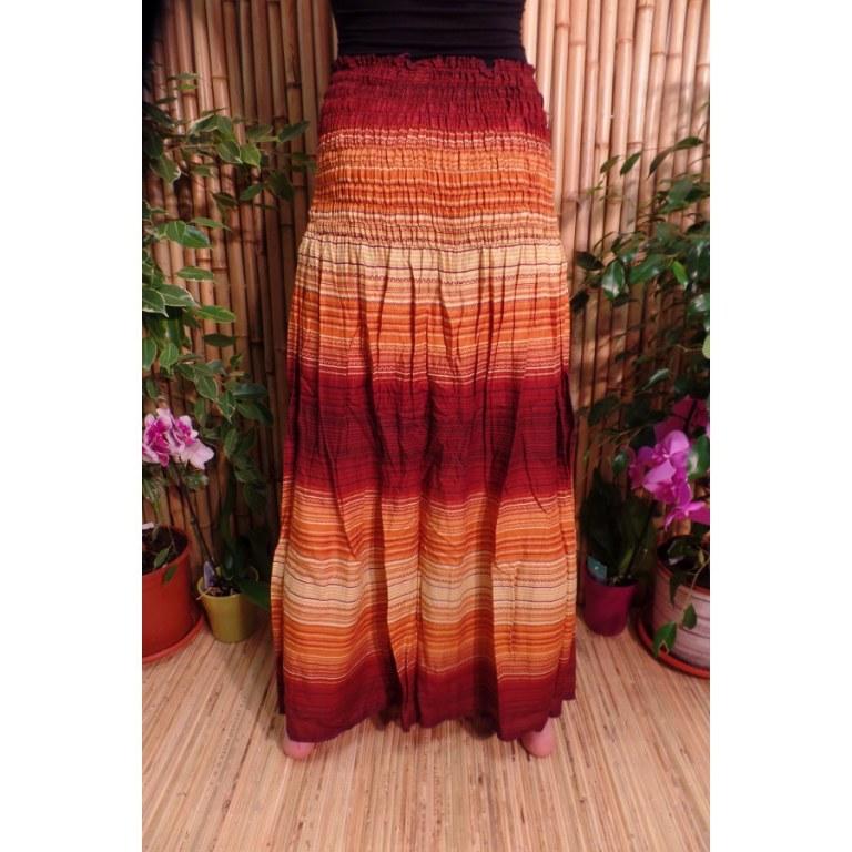 Jupe/robe marron