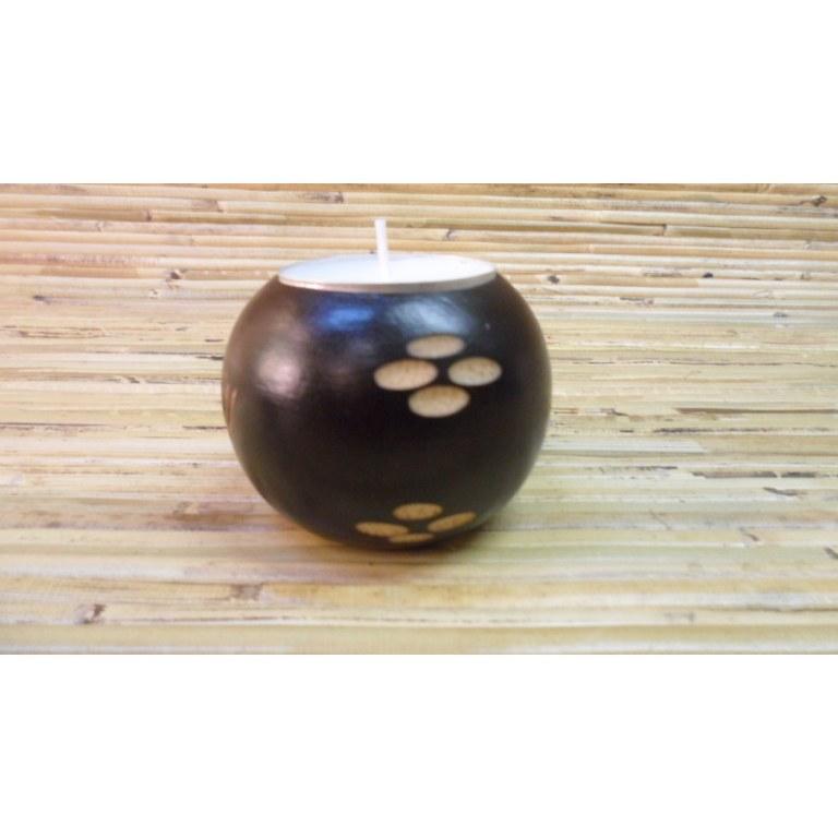 Bougeoir mango 5