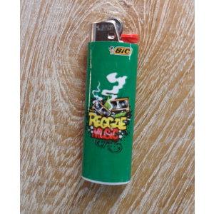 Briquet vert reggae music