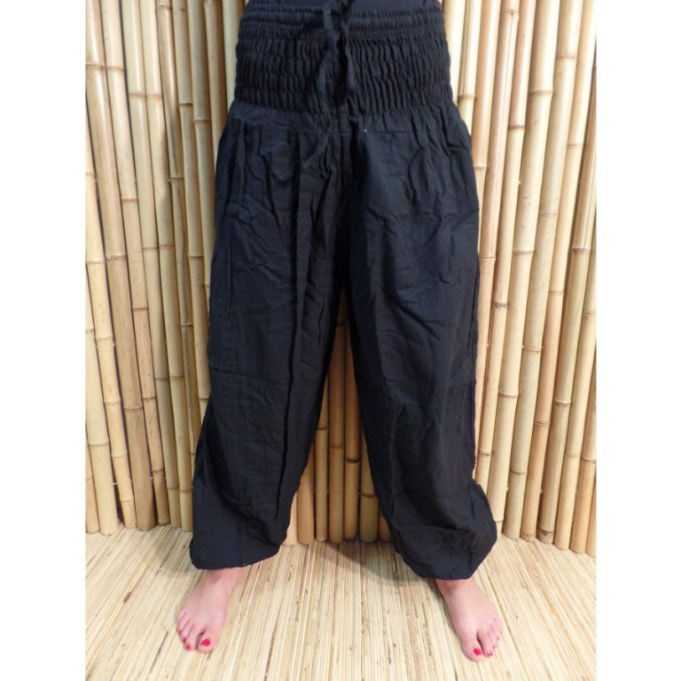Pantalon noir Jafar
