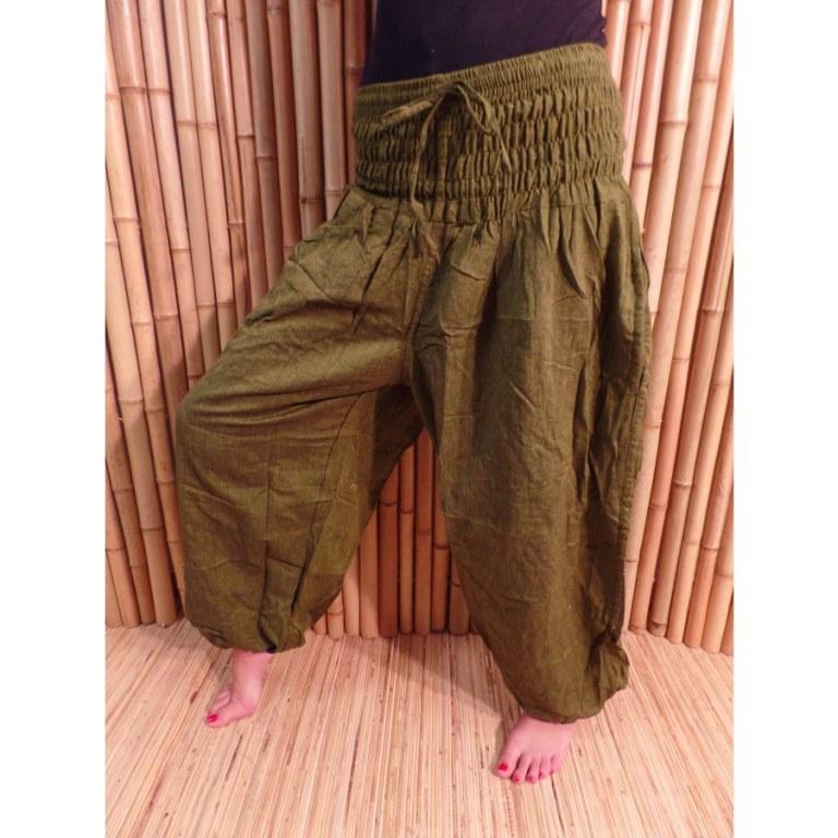 Pantalon Jafar kaki