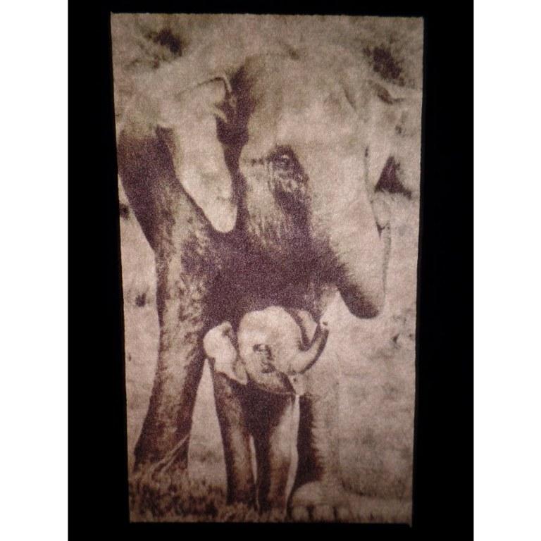 Lampe les éléphants