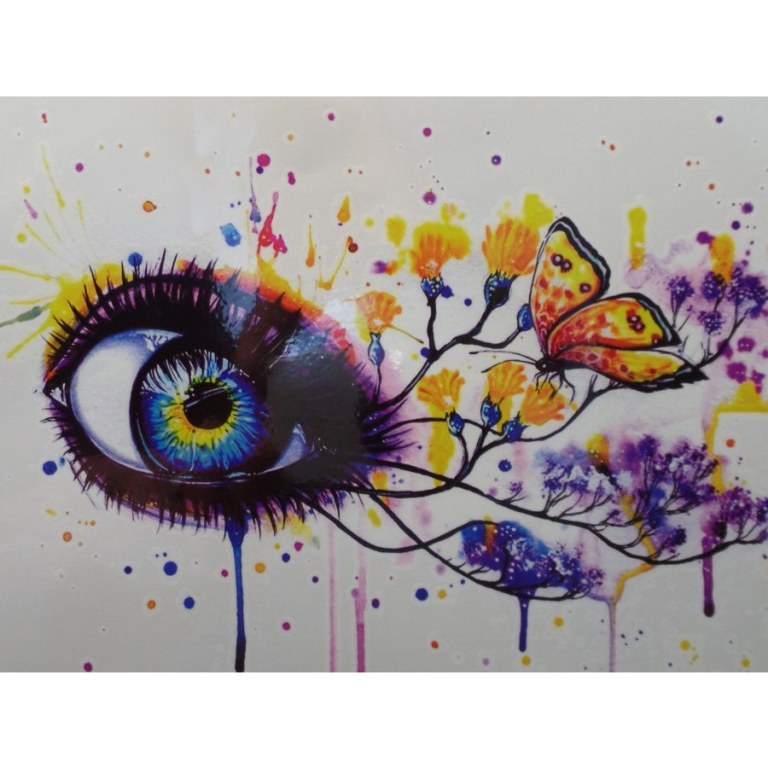 Tatouage butterfl'eye