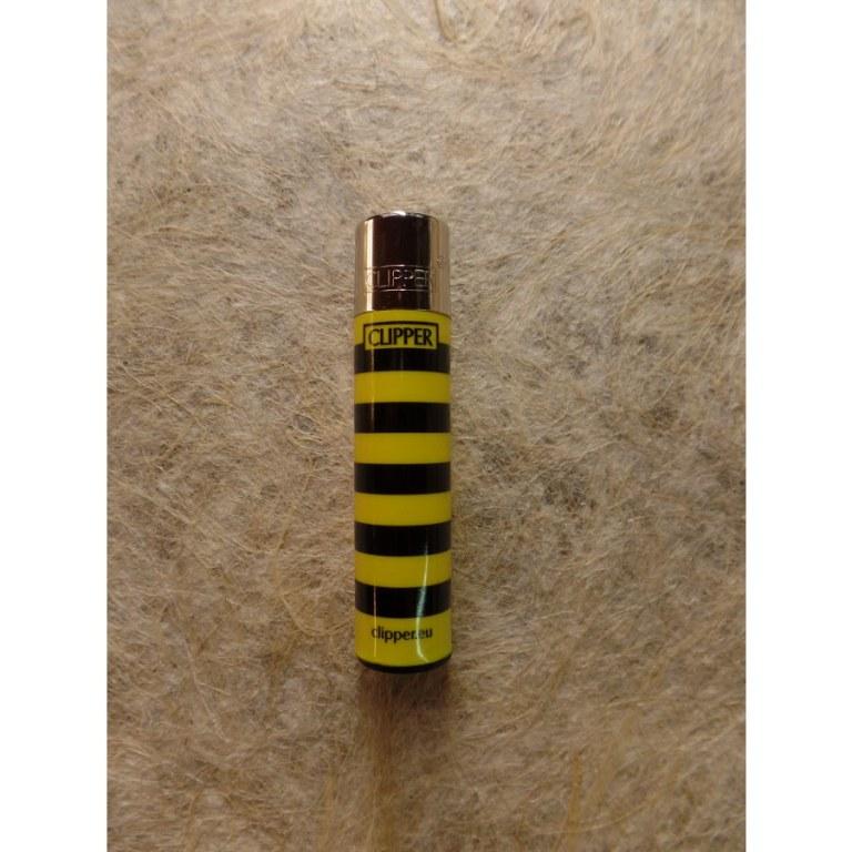 Briquet rayure abeille