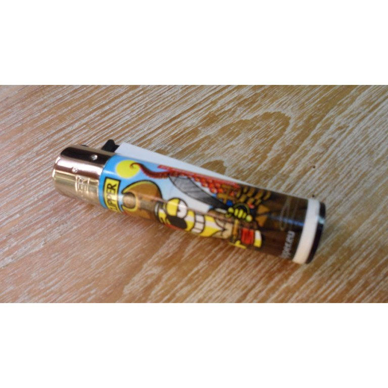 Briquet pirate 1