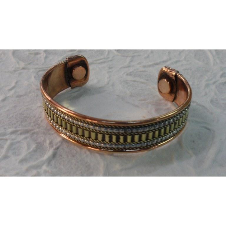 bracelet magnetique en cuivre With robe de cocktail combiné avec bracelet magnétique cuivre