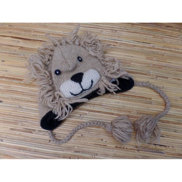 Chapeau lion