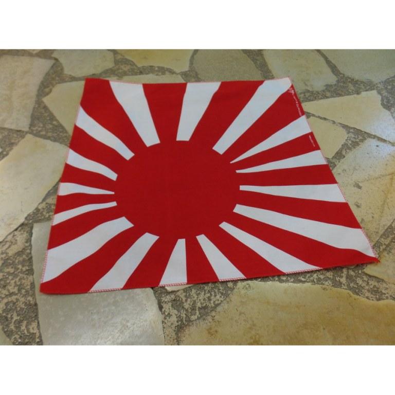 Bandana drapeau japonnais