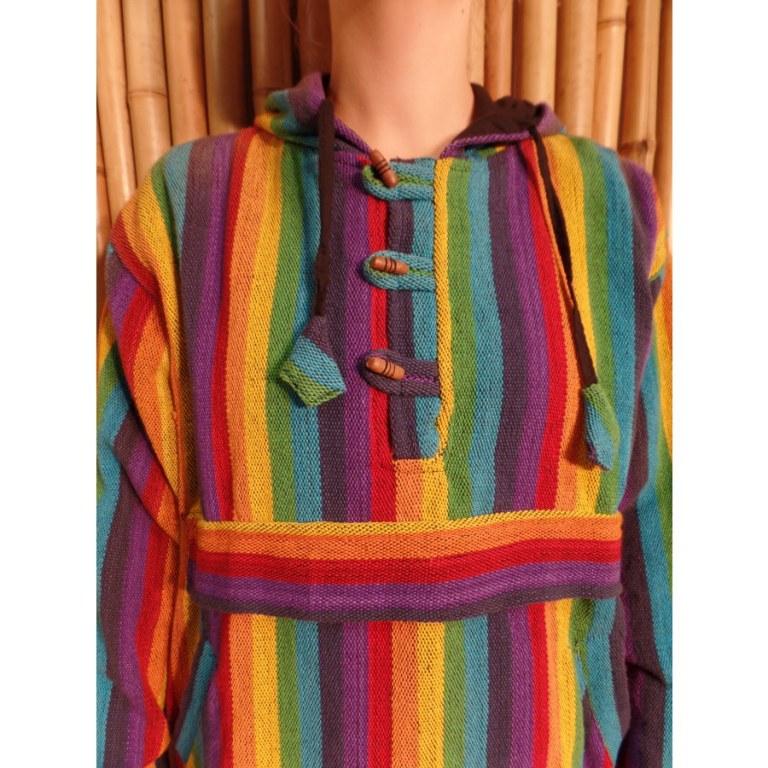 Veste gheri rainbow
