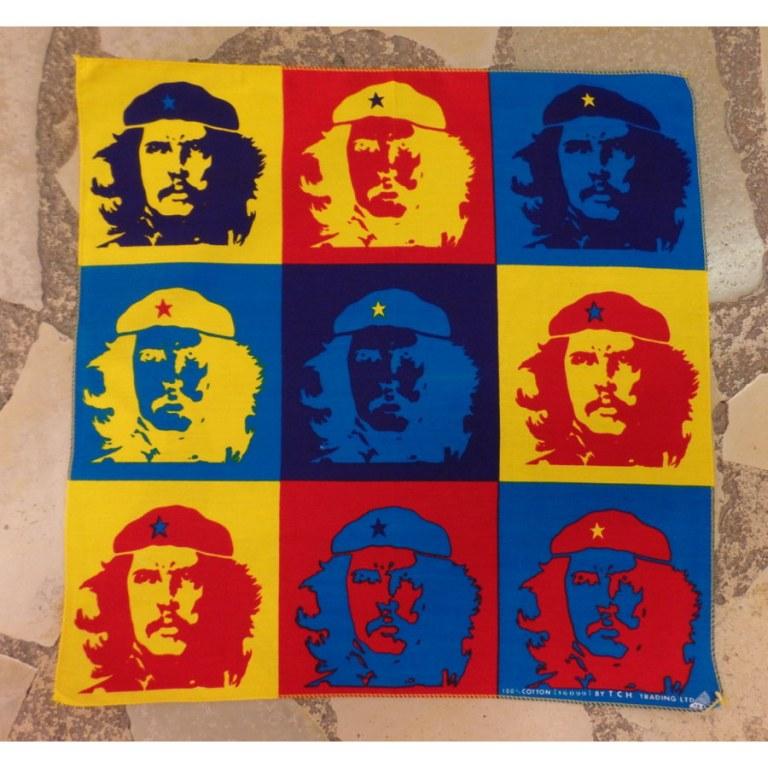Bandana pop art Che Guevra