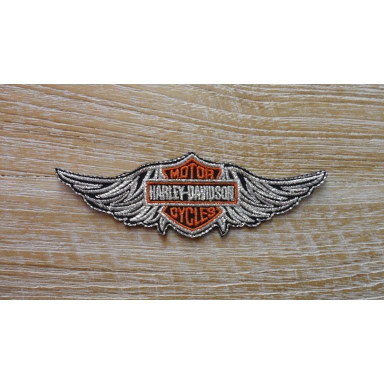 Patch argenté Harley