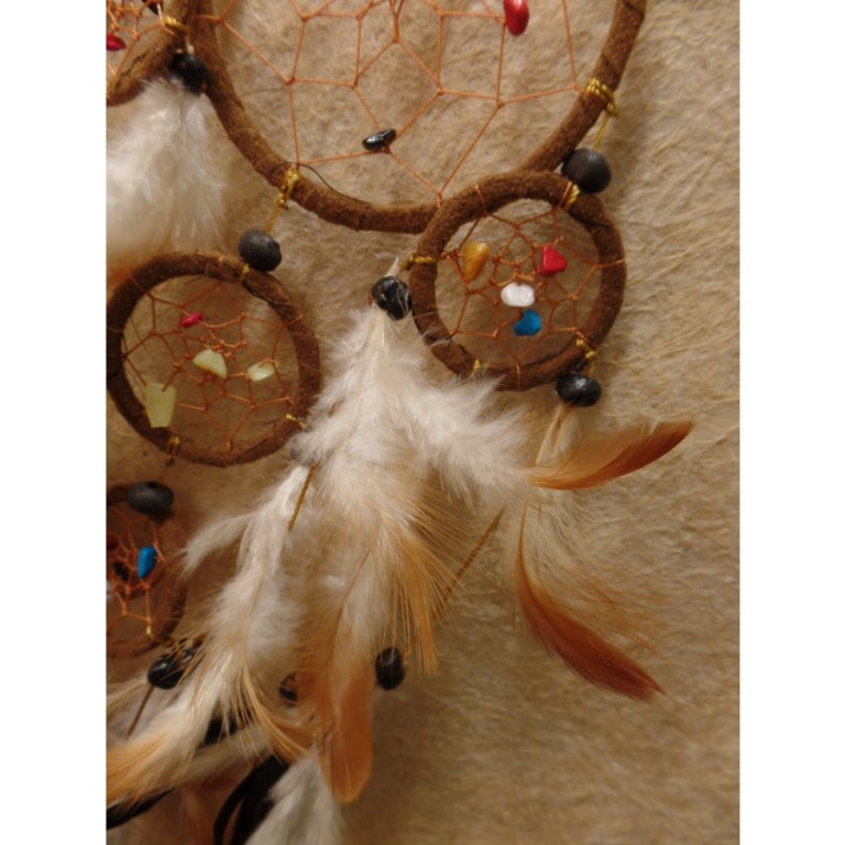 Dreamcatcher abbona II marron clair