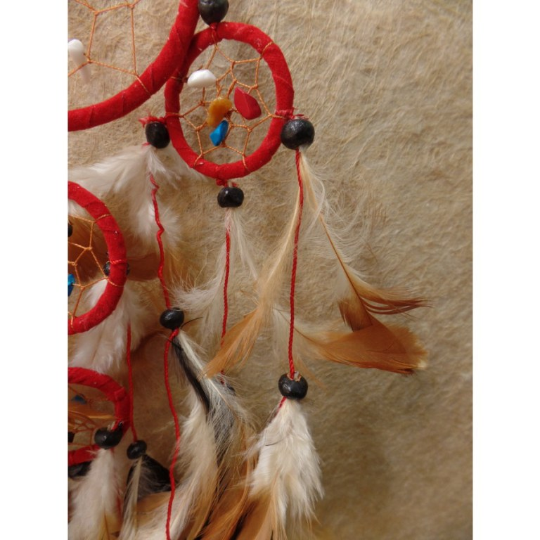 Dreamcatcher abbona II rouge