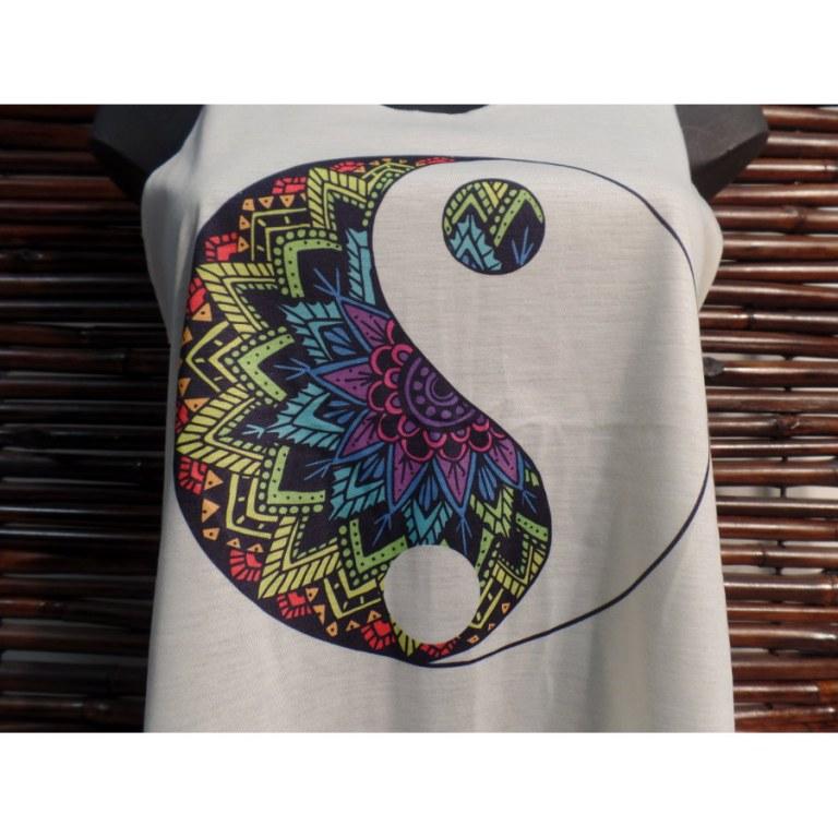Débardeur mosa yin yang