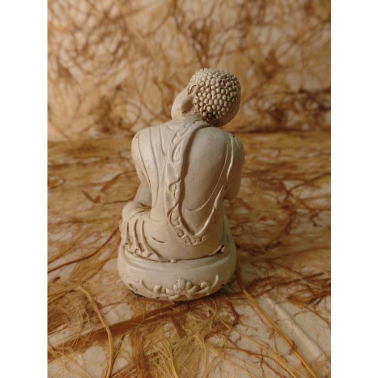 Porte encens Bouddha tête penchée