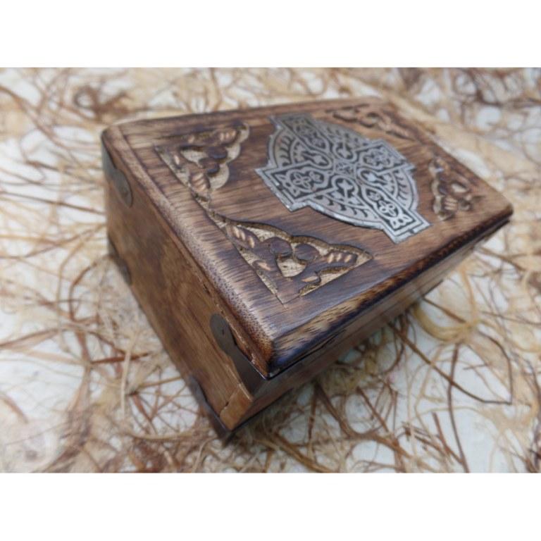 Coffret motif celte