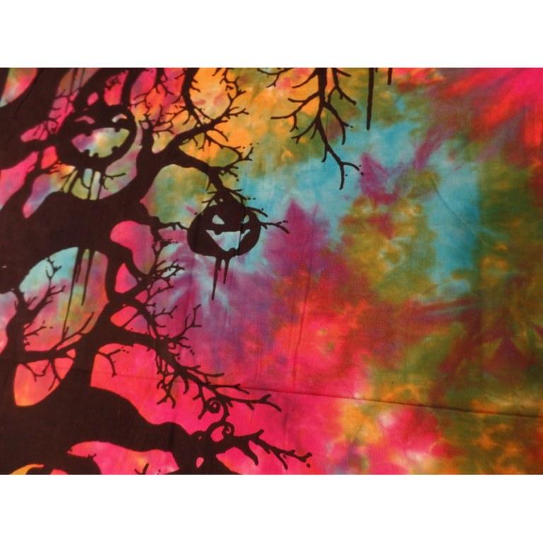 Tenture colors halloween