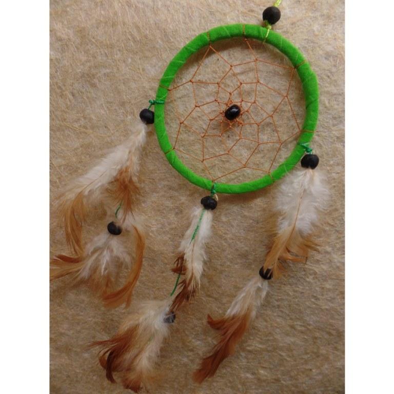 Dreamcatcher vert hawi II