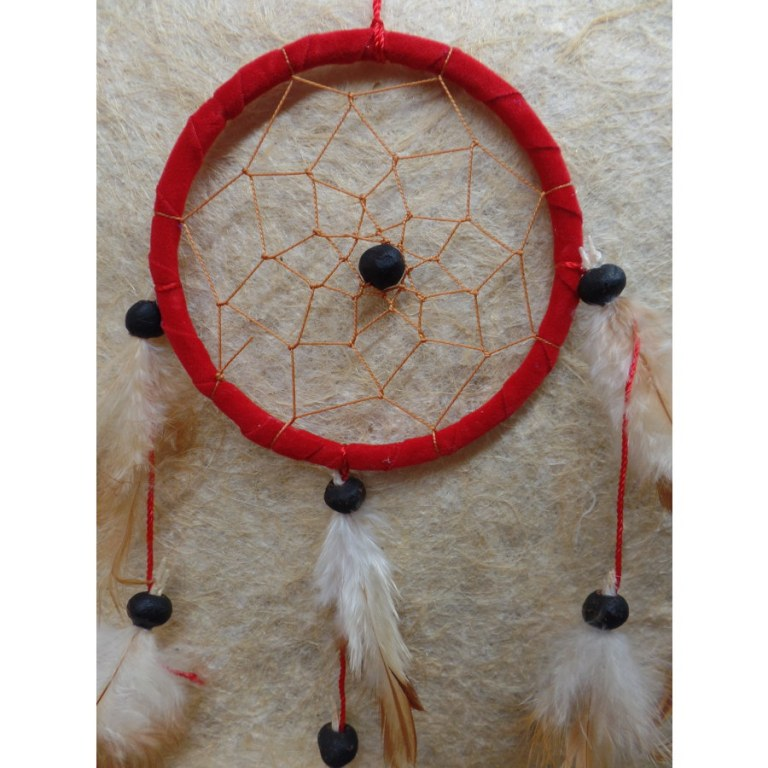 Dreamcatcher rouge hawi II