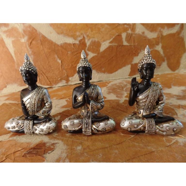 Set 3 Bouddha