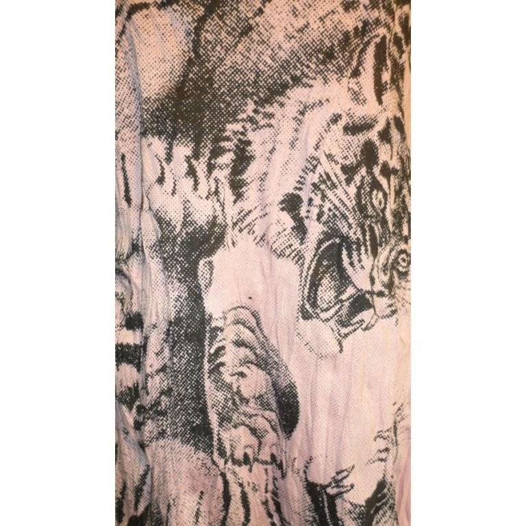 Long débardeur rose l'attaque des tigres