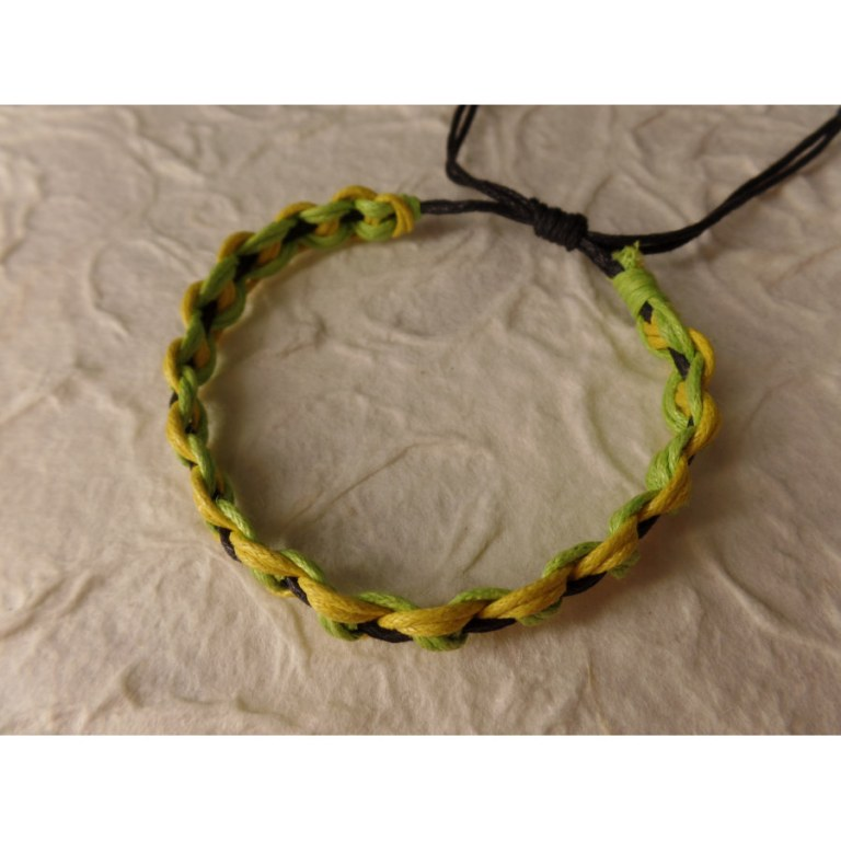 Bracelet tali Jamaïque modèle 3