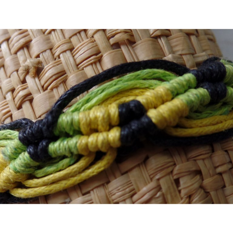 Bracelet tali Jamaïque modèle 7