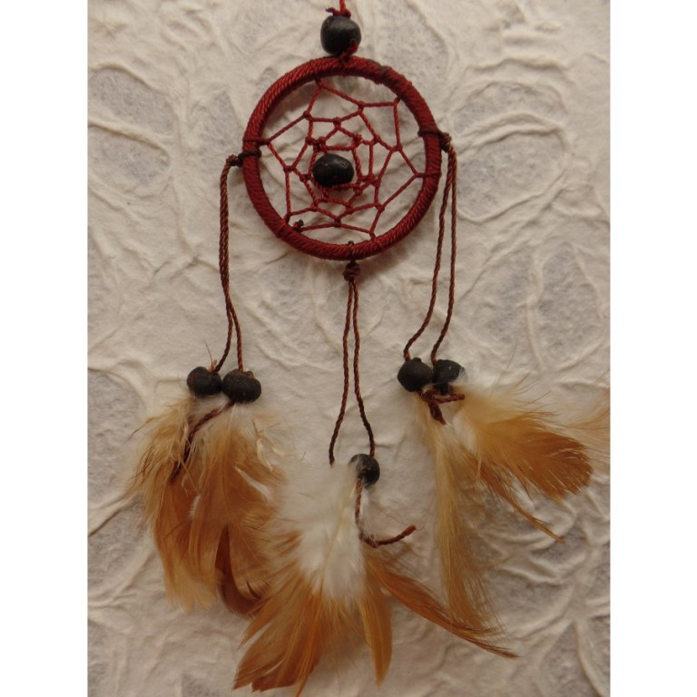 Dreamcatcher marron paah II