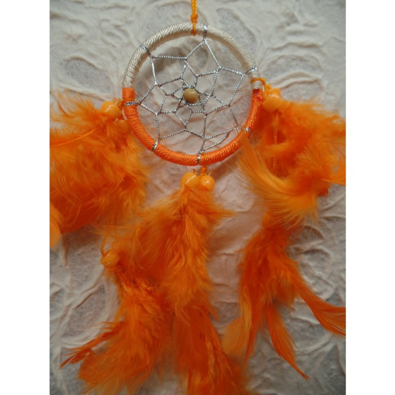 Dreamcatcher orange flashy II