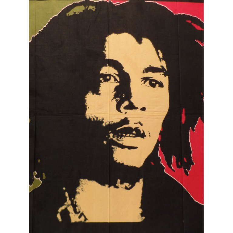 Tenture Bob Marley one love