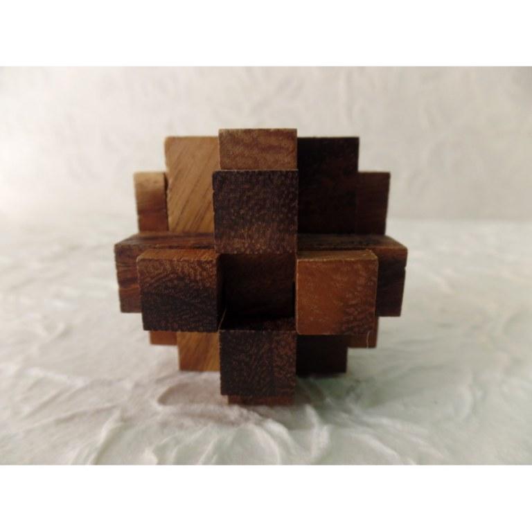 Casse-tête croix 12 pièces