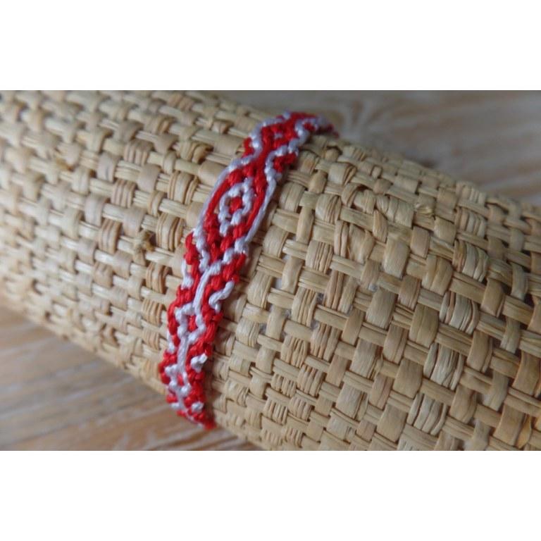 Bracelet brésilien Manaus plat 58