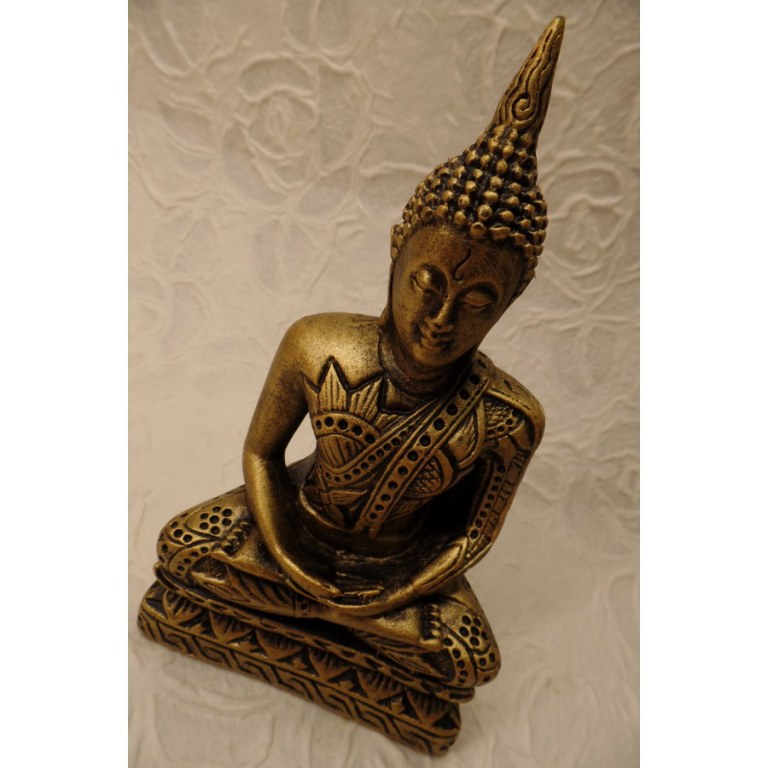 Bouddha doré Dhyani-Mudra