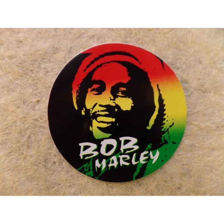 Autocollant 3 Bob Marley