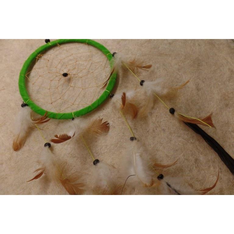 Attrape rêves vert Hopi II