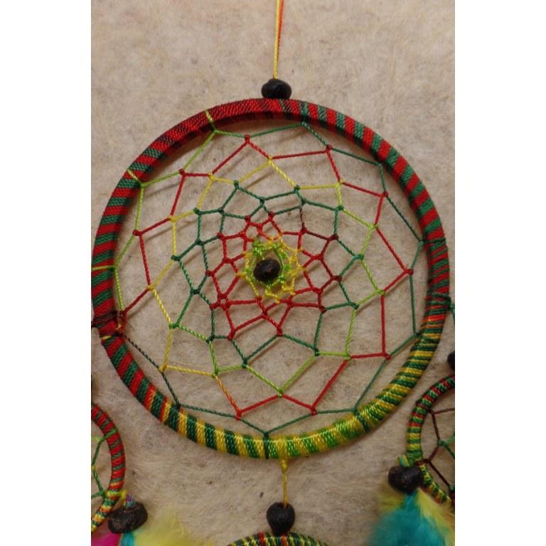 Dreamcatcher rasta color II