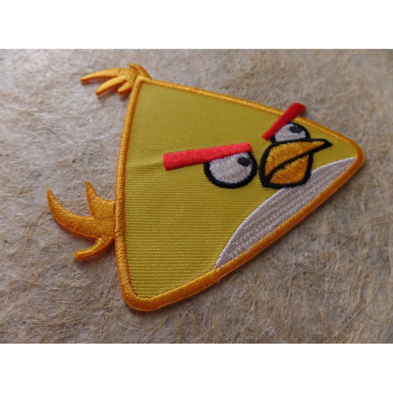 Patch Angry bird Chuck
