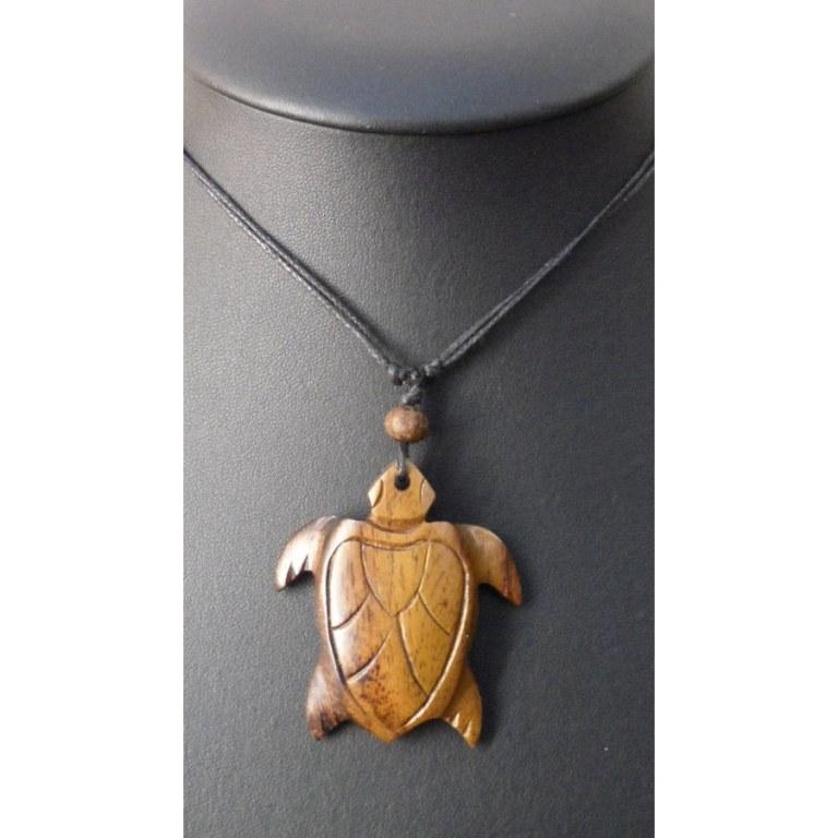Collier petite tortue