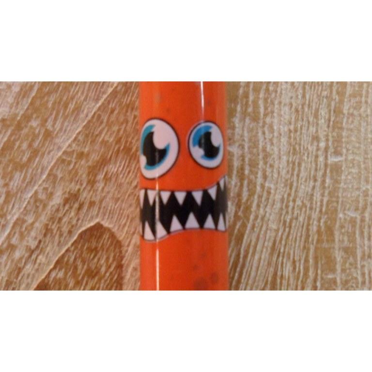 Briquet orange dentoo