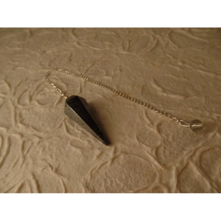 Pendule conique sodalite