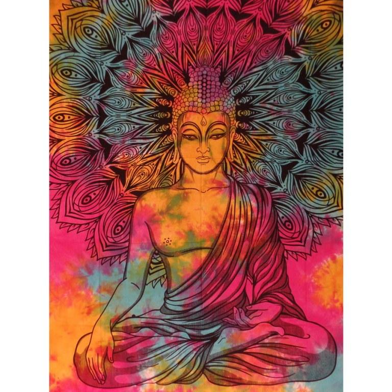 Tenture Bouddha zen
