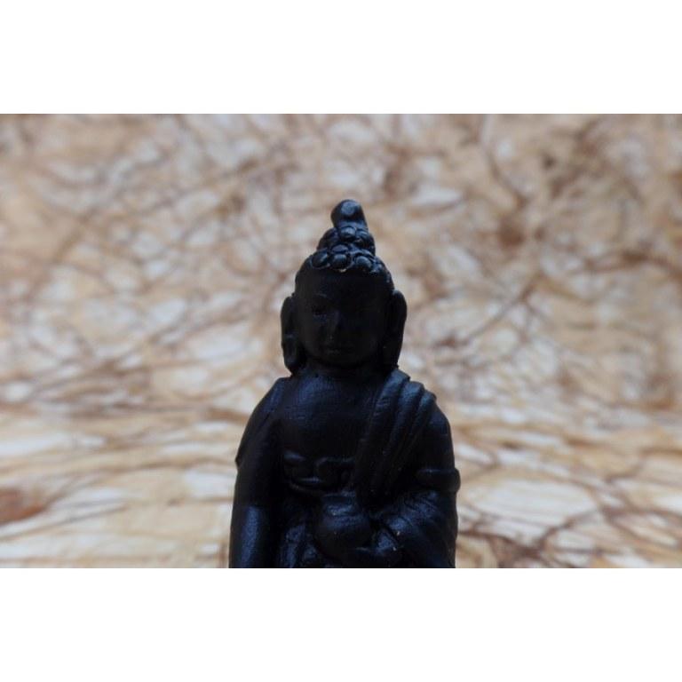 Statuette Bouddha bhumisparsha