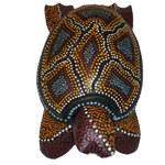Tortue Sumatra multicolore L