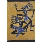 Paréo batik danseurs